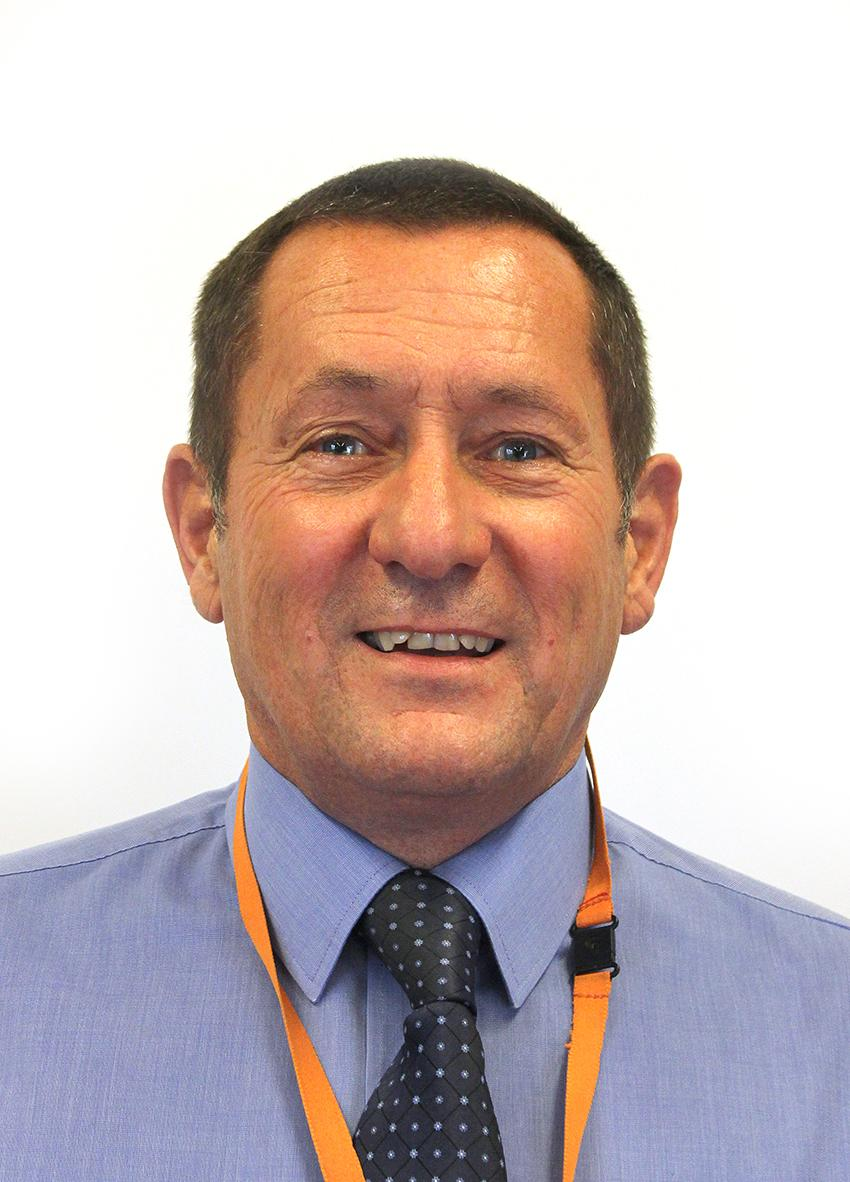 Portrait photo of Dai Sibbons, CEO Elidyr Communities Trust