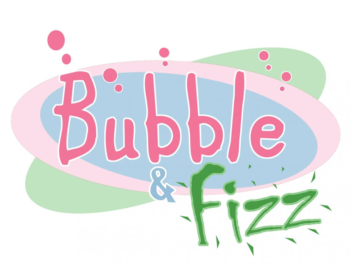 Bubble & Fizz Logo